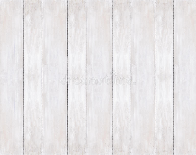 Fond des conseils en bois blancs peints photos stock