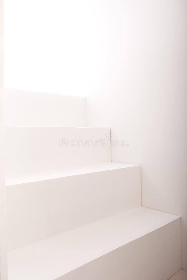 Fond des opérations blanches photographie stock libre de droits
