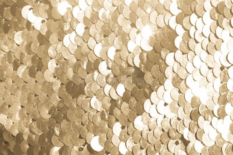 Fond des paillettes d'or fond p?tillant photo stock