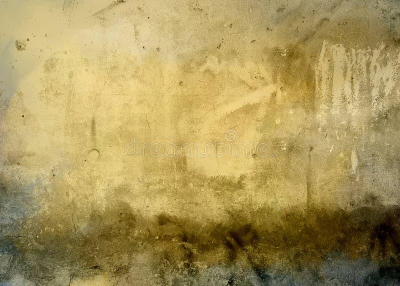 Fond digital réaliste de peinture illustration de vecteur