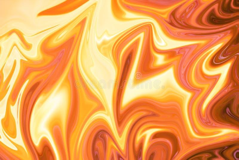 Fond du feu rouge Fin solide de flamme de texture La fureur de flammes Fond de thanksgiving, texture abstraite colorée lumineuse  illustration libre de droits