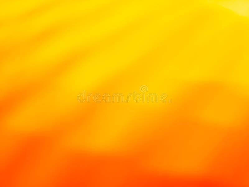 Fond dunaire de bokeh de désert orange diagonal illustration de vecteur