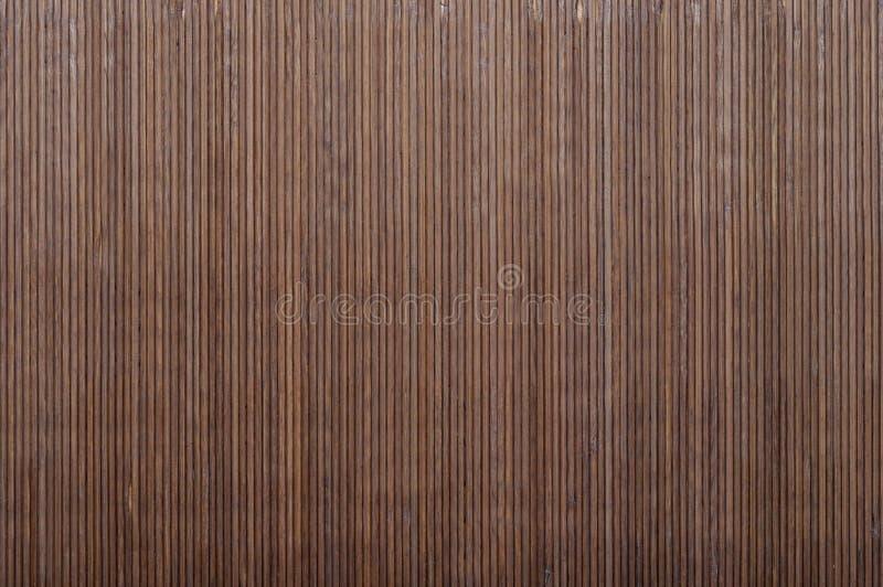 Fond en bambou de couvre-tapis image libre de droits