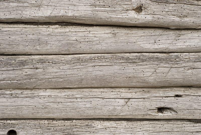 Fond en bois antique image stock