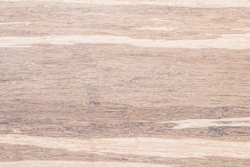 Fond en bois en bambou clair de texture photographie stock libre de droits