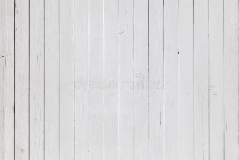Fond en bois blanc image libre de droits