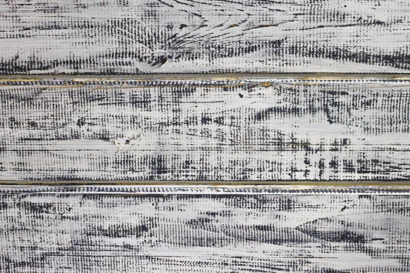 Fond en bois blanc, fond en bois de texture blanche images stock