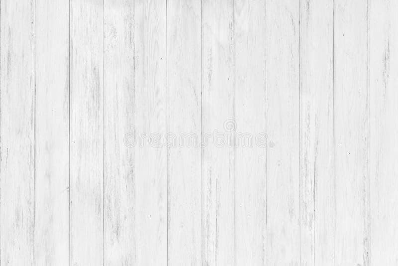 Fond en bois blanc extérieur rustique abstrait de texture de table clo image libre de droits