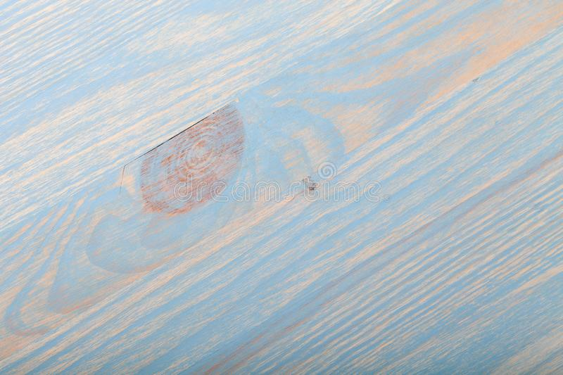Fond en bois bleu clair avec la texture évidente image libre de droits