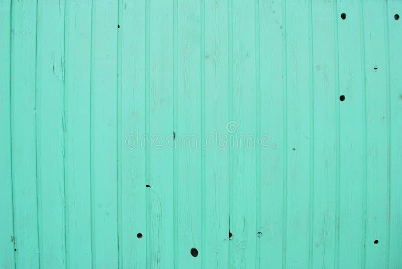 Fond en bois bleu, vieux mur en bois image libre de droits