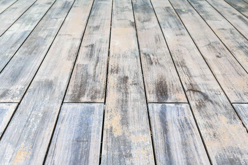 Fond en bois brun clair de texture image libre de droits