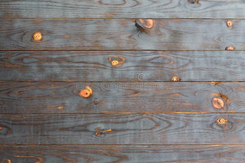 Fond en bois d'interdiction de Shou Sugi photo libre de droits