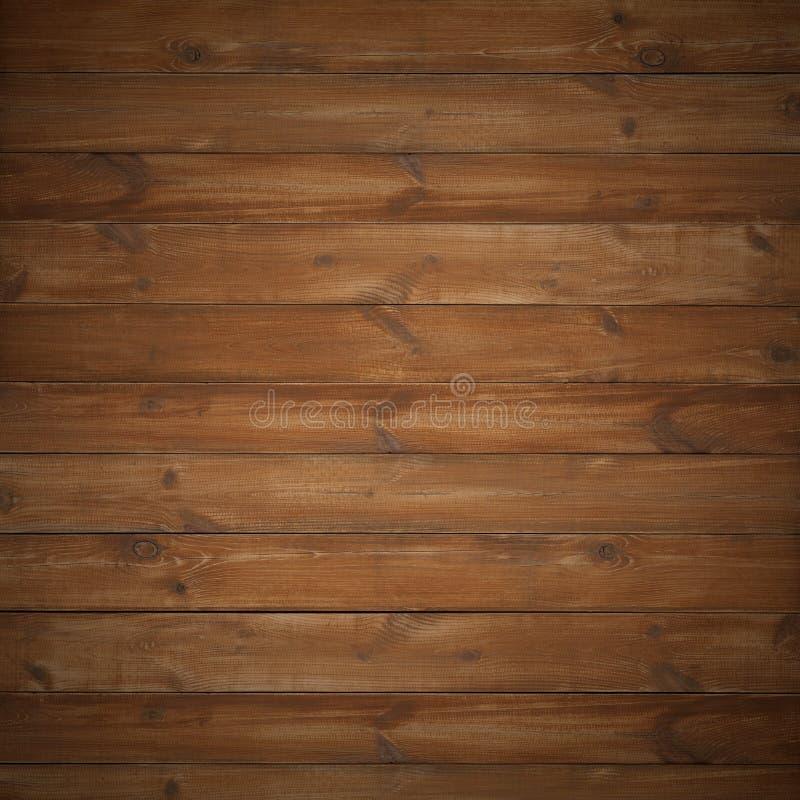 Fond en bois de Brown photos stock
