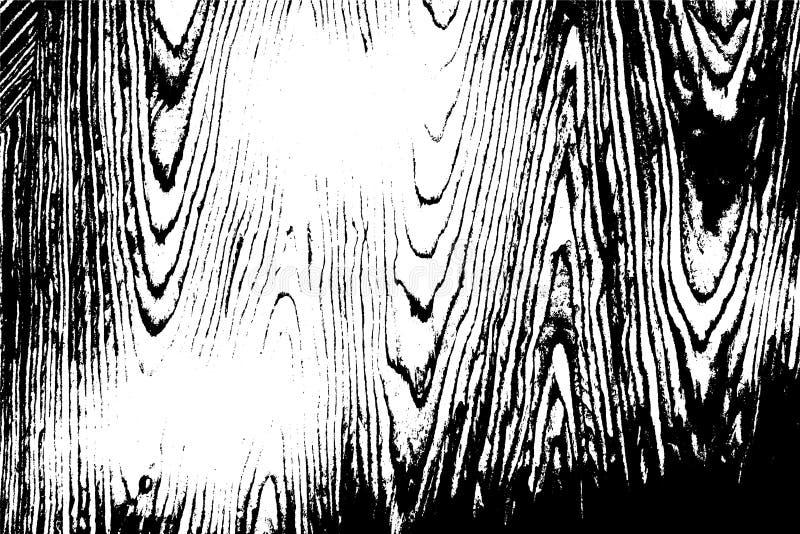 Fond en bois de d?tresse illustration stock