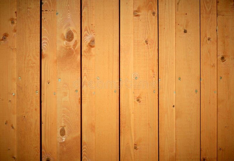 Fond en bois de frontière de sécurité. image libre de droits