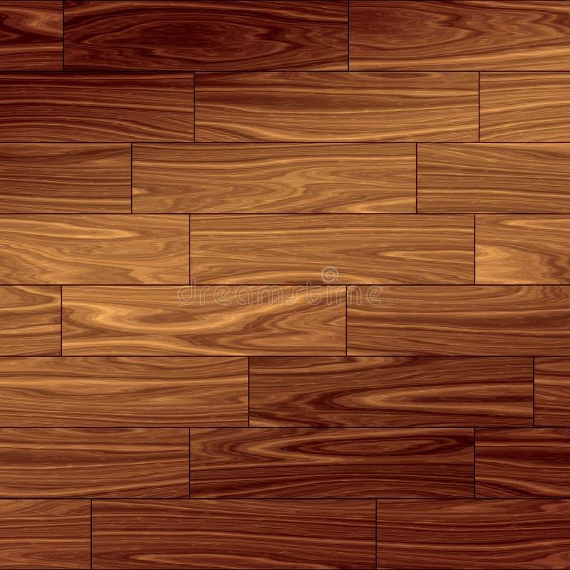 Fond en bois de parquet illustration de vecteur