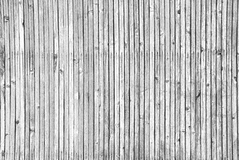 Fond en bois de photo de mur, rayures brunes photographie stock