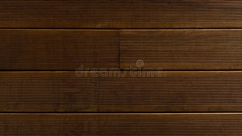 Fond en bois de planches de Brown, modèle en bois, texture de bois de charpente pour Hardwood Flooring Company, le magasin du cha image libre de droits