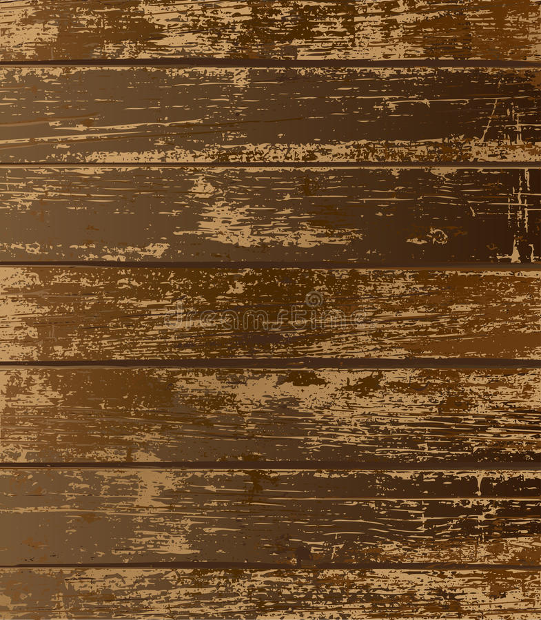 Fond en bois de texture illustration libre de droits