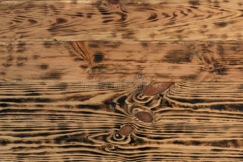 Fond en bois de texture de cru, grande conception pour tous buts Texture brune foncée en bois de fond Rétro table en bois Intérie images stock