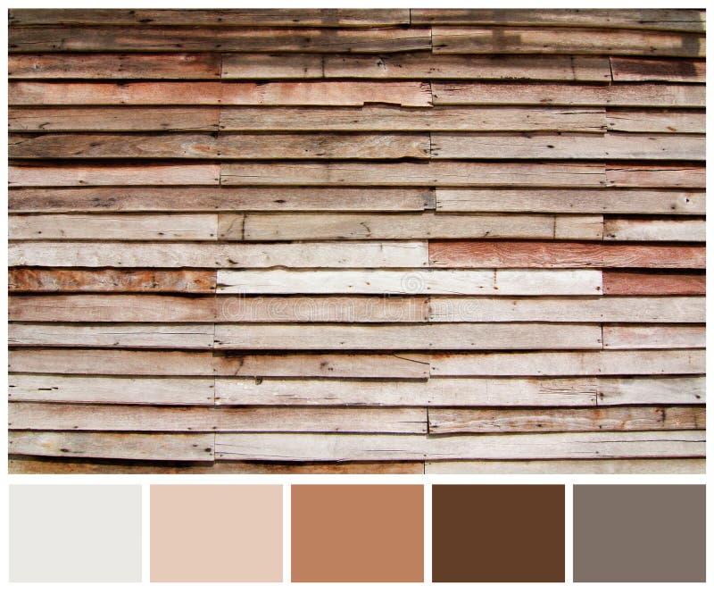fond en bois de texture de brun de planche avec le guide de palette color e photo stock image. Black Bedroom Furniture Sets. Home Design Ideas