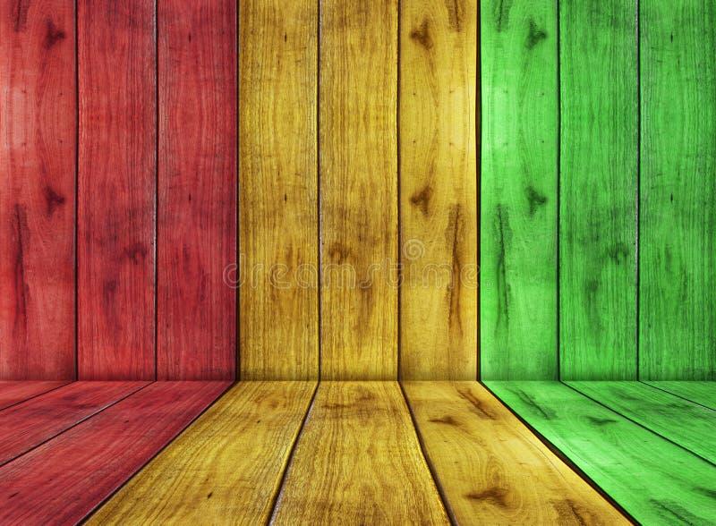 Fond en bois de texture de planche images stock