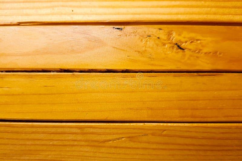 Fond en bois de texture de panneau Bois normal Couleur lumineuse photos stock