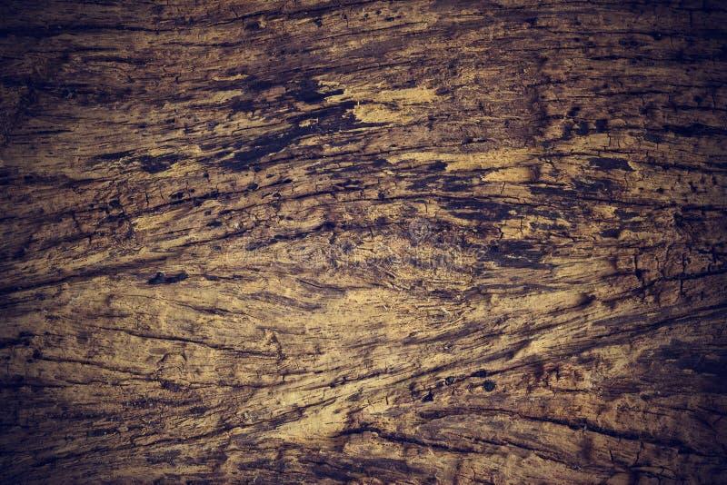 Fond en bois de texture, ton de couleur de vintage image libre de droits
