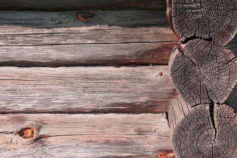 Fond en bois de vintage photo stock