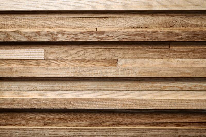 Fond en bois de vintage avec du bois naturel photos libres de droits
