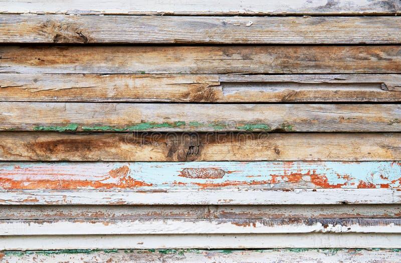 Fond en bois de vintage images libres de droits