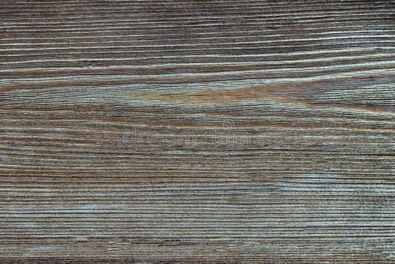 Fond en bois foncé Conseil d'Autentic Vue supérieure photos stock