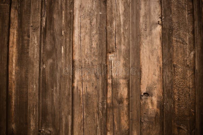 Fond en bois foncé rustique photographie stock libre de droits