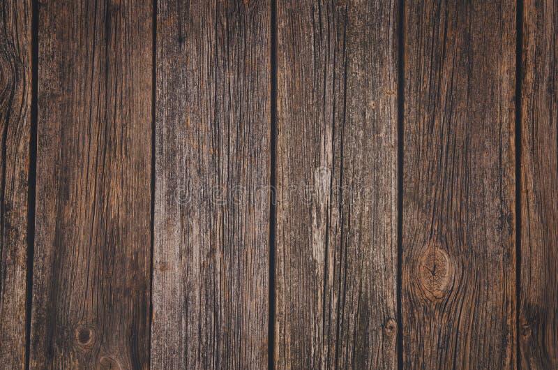 Fond en bois grunge de texture de mod?le, planches en bois image stock