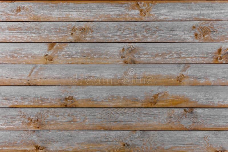 Fond en bois minable de vieux conseils images libres de droits