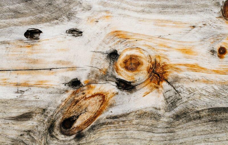 Fond en bois naturel simple gris, brun et jaune de texture de planche de mur avec le modèle en bois naturel photos stock