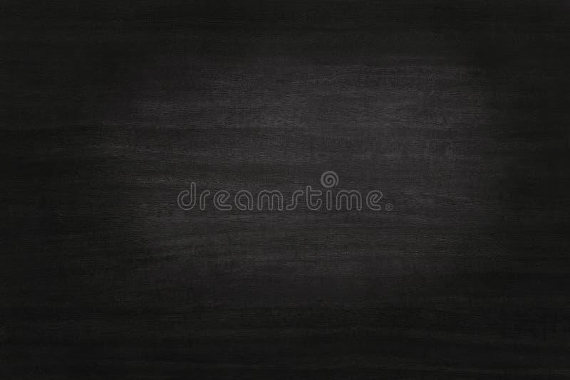 Fond en bois noir de mur, texture de bois foncé d'écorce avec le vieux modèle naturel photographie stock libre de droits