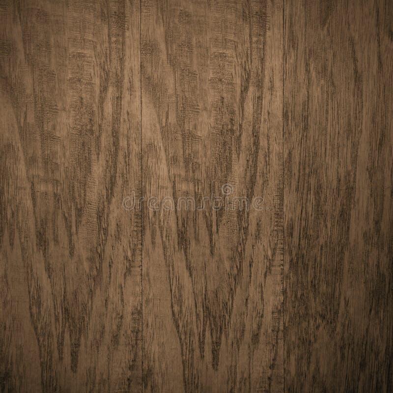 Fond en bois ou texture brune en bois photo stock