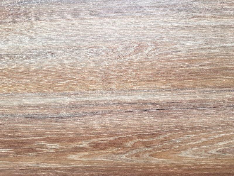 Fond en bois parfait de planches avec la vue supérieure d'éclairage gentil de studio photos stock
