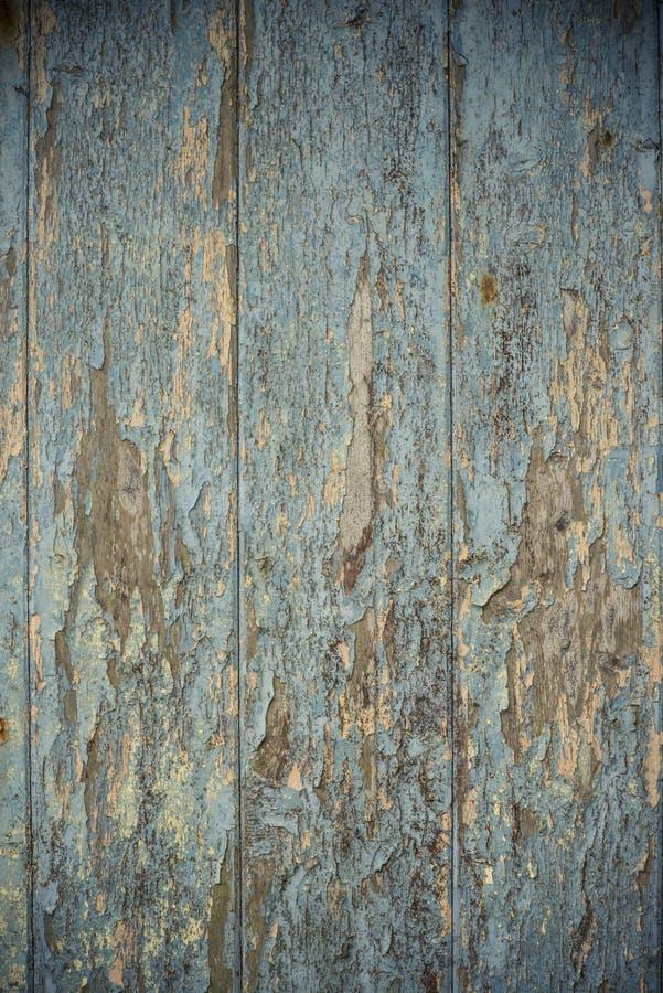 Fond en bois peint photo libre de droits
