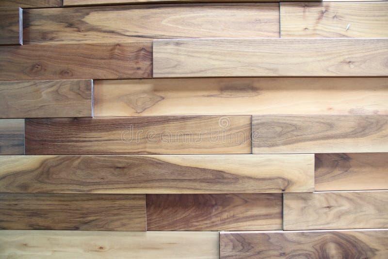 Fond en bois poli d'idéal de blocs photographie stock libre de droits