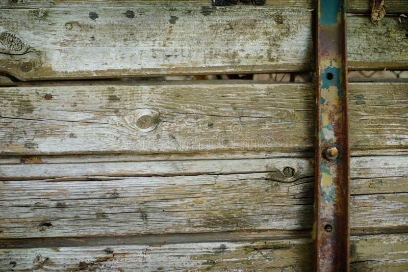 Fond en bois punk de vapeur image stock