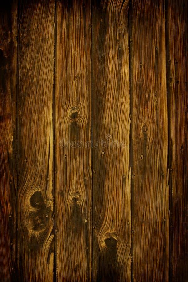 Fond en bois riche foncé images libres de droits