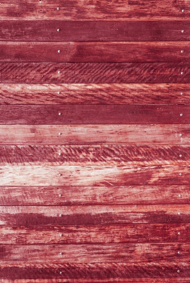 Fond en bois rose parfait de texture de planches photos stock