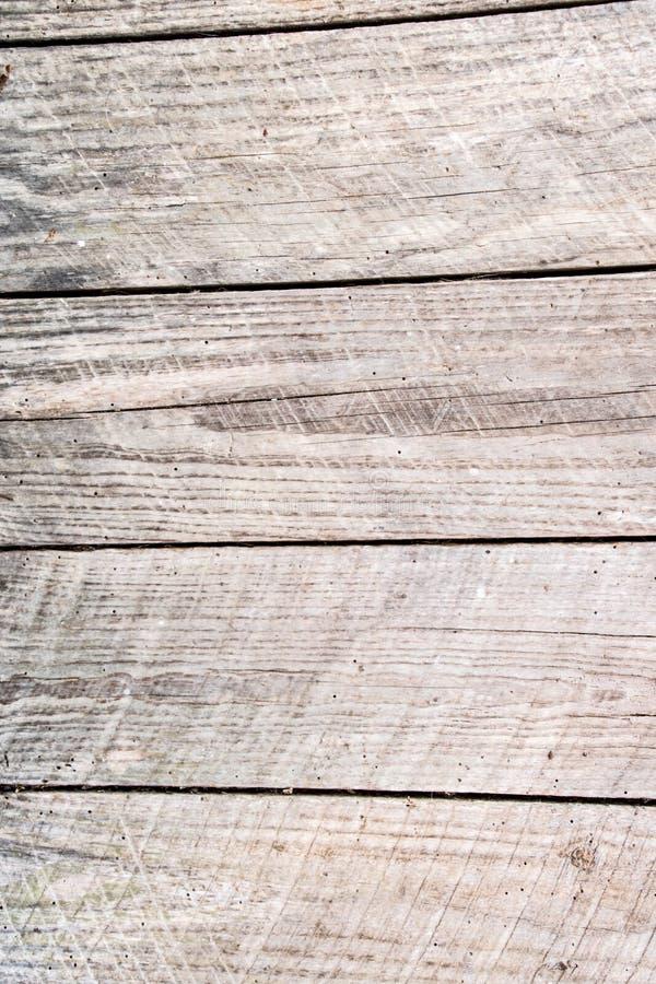 Fond en bois rustique clair de planches photo libre de droits