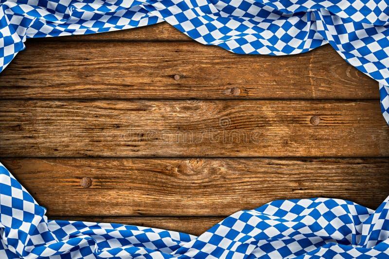 Fond en bois rustique en bois de la Bavière photos stock