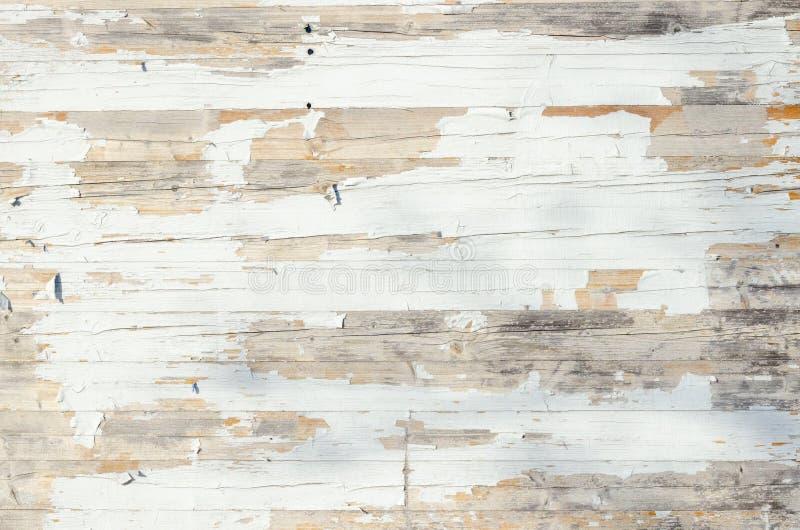 Fond en bois sale lumineux de texture photographie stock libre de droits
