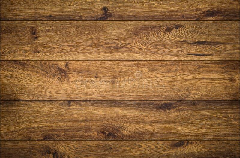 Fond en bois Texture de panneau en bois Structure de planche naturelle photographie stock libre de droits