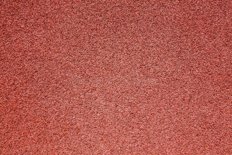 Fond en caoutchouc de texture de couverture de voie courante photo libre de droits