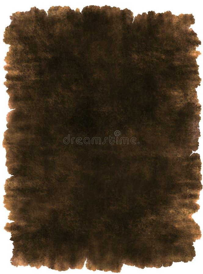 Fond en cuir antique de texture de parchemin photo libre de droits